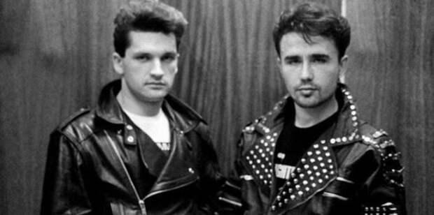 Группа Кар - Мэн в начале 90-х годов