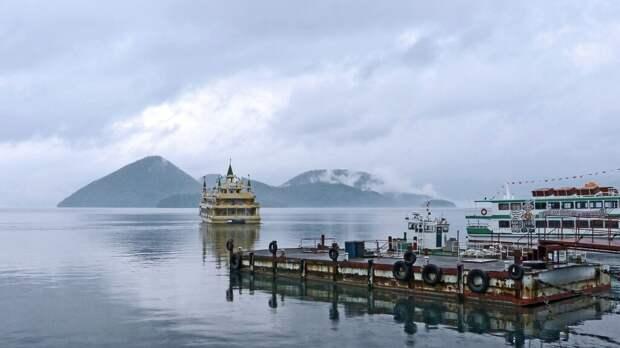 Власти Японии подтвердили задержание приплывшего с Курил россиянина