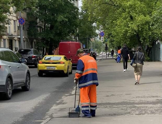 Время утренней уборки Астрадамской было скорректировано – управа