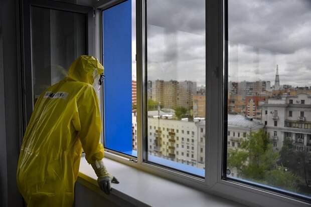9 впечатляющих фото из эпицентра борьбы с коронавирусом