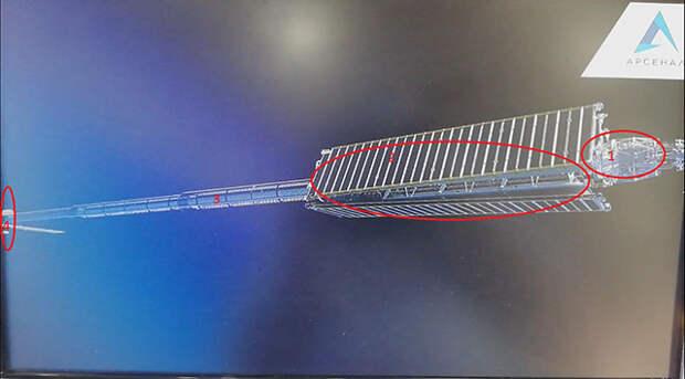 Россия продолжает работы по созданию первого ядерного планетолёта