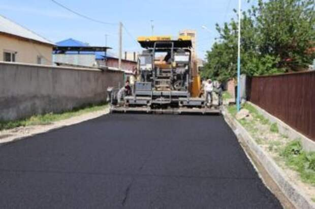 Более 50 улиц отремонтируют в Кентау в этом году