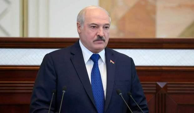 Лукашенко сделал заявление об инциденте с посадкой самолета в Минске