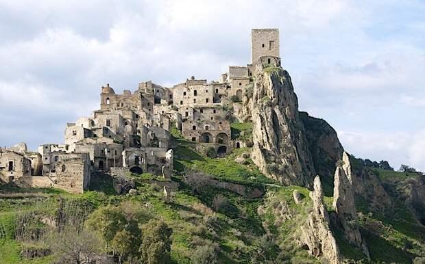 Города-призраки Италии