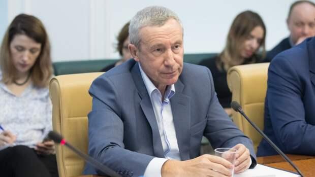 Сенатор Климов назвал вмешательством заявление ЕП о нелегитимности выборов в России