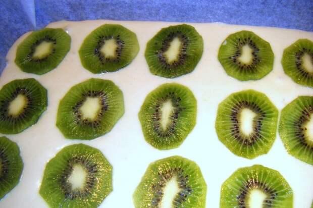 Десертный вихрь. Лимонадные Пироги с Ананасом и Киви