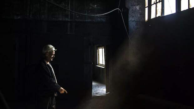 На украинских электростанциях заканчивается уголь
