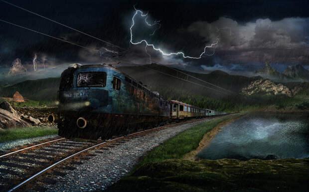 Поезд-фантом
