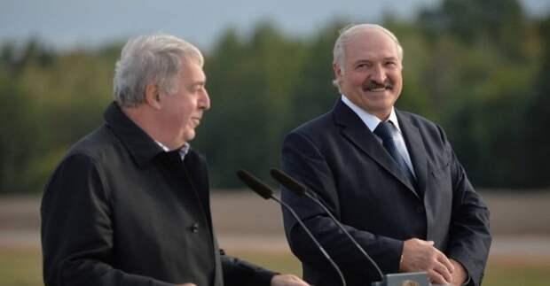 «Черное золото» Лукашенко отойдет Гуцериеву?
