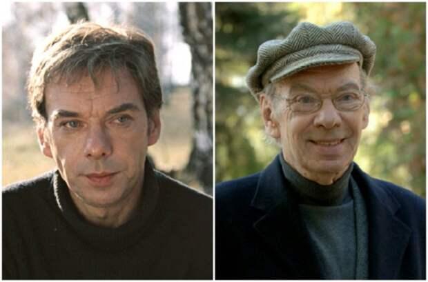 Cоветский и российский актёр театра и кино, кинорежиссёр, сценарист и общественный деятель, педагог.