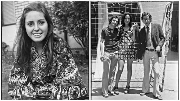 Как выглядела чилийская столичная молодежь в70-х