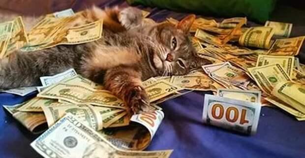 Как стать богатым - молитва о деньгах