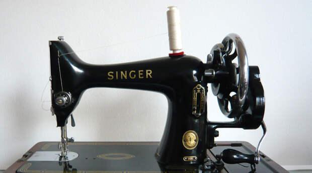 Старые швейные машинки: предмет охоты антикваров