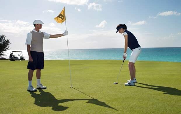 В Приморье начали строить первый на Дальнем Востоке РФ гольф-клуб