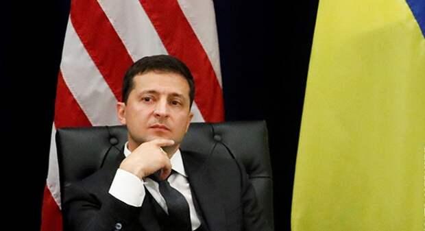 Зеленский вспомнил об«общих победах» Украины иСША