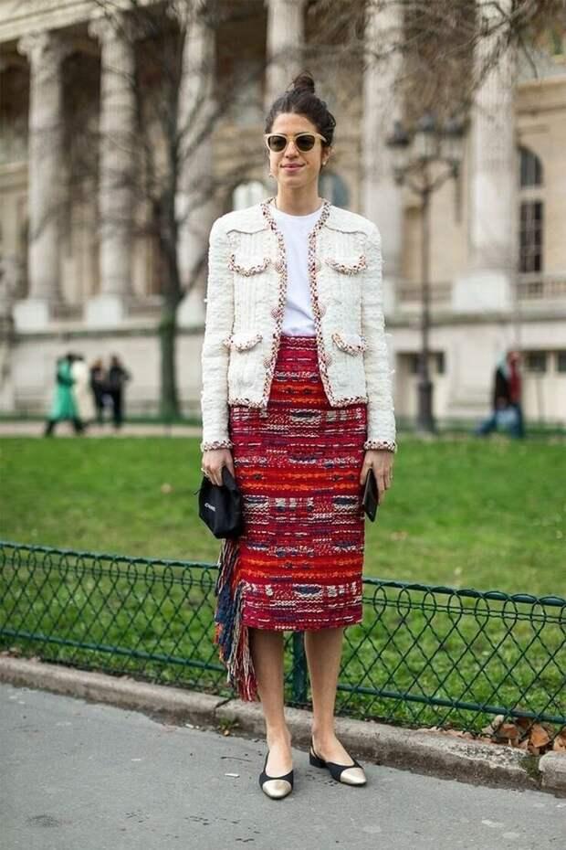 Модная вещь, которую может носить как королева, так и простая модница