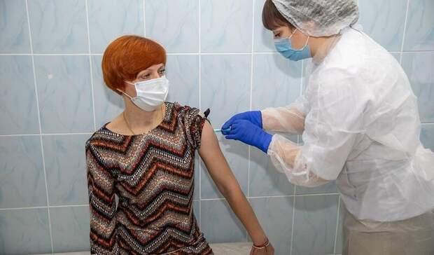 Невсе жители Ростова могут сделать прививку откоронавируса