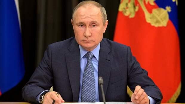Украинские депутаты устроили скандал в прямом эфире после слов Путина