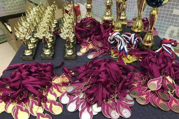 Более 200 гимнасток приняли участие в соревнованиях на Сахалине