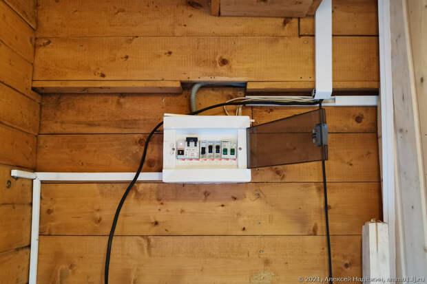 Зачем я заменил электрощит на даче