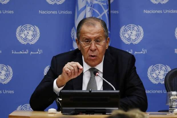 Лавров осадил НАТО, напомнив об агрессии против Югославии