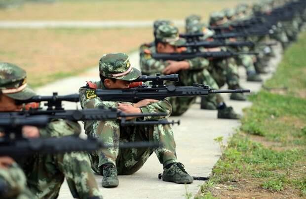 IISS сравнил военный потенциал Запада и Китая