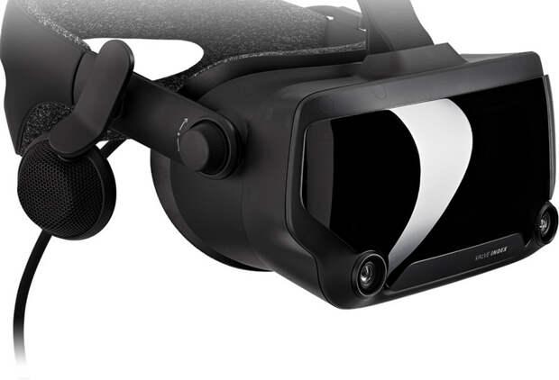 Valve не сможет произвести запланированный объём VR-шлемов Index к сроку из-за коронавируса