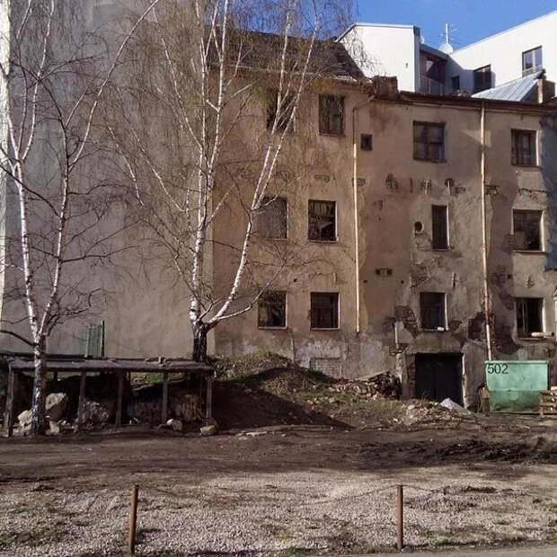 центр Риги (5 мин. от Домского собора) после реституции