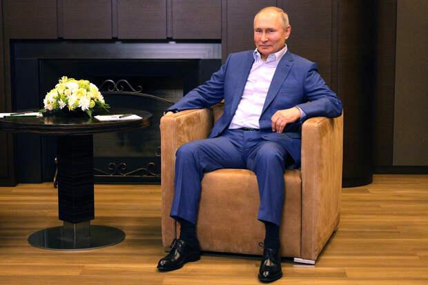 Путин оценил ситуацию с коронавирусом в России