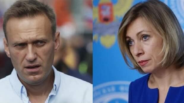 """""""Меня обложили"""": Батл Захаровой и Навального не состоится, и причина не в представителе МИД"""