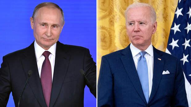 В Кремле объяснили решение Байдена об отказе от совместной пресс-конференции с Путиным