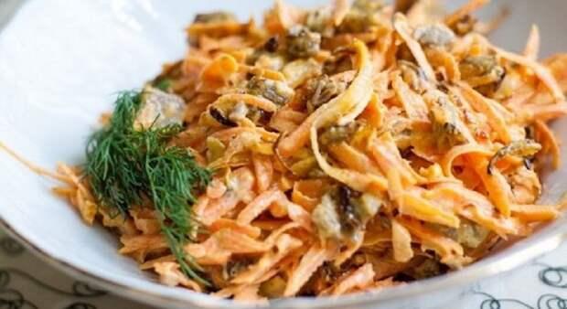 Популярный салат «Обжорка»: всегда кстати на любом столе