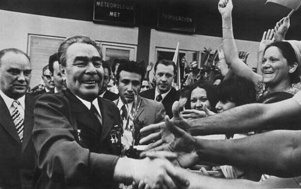 Почему телохранителями Брежнева были подводники