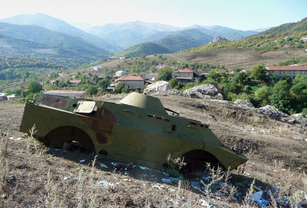 Война в Нагорном Карабахе окончена