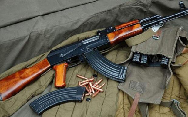 Нацгвардия Украины откажется отавтоматов Калашникова