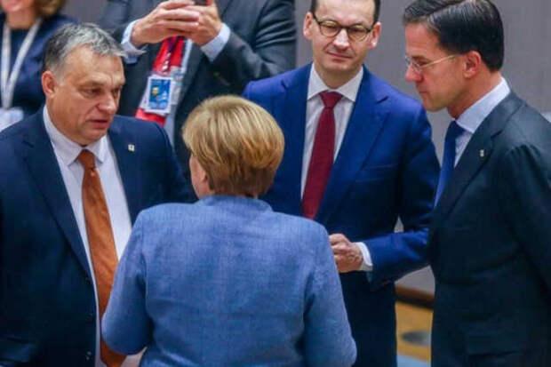 К шатателям Евросоюза Венгрии и Польше примкнула Словения
