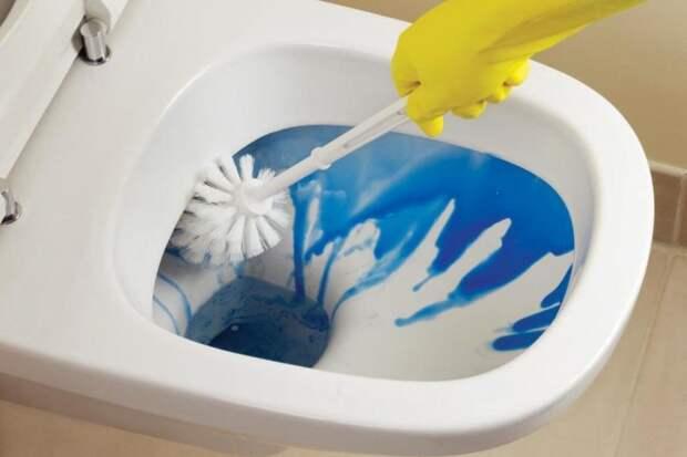 Как удалить ржавый налет в ванной