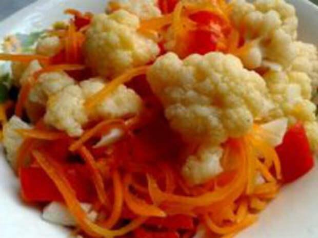 Рецепты приготовления квашеной цветной капусты, быстрой, по-корейски, со свеклой, по-армянски