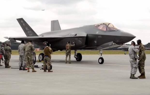 F-35 лишат скрытности? Западная пресса о продаже истребителя на Ближний Восток