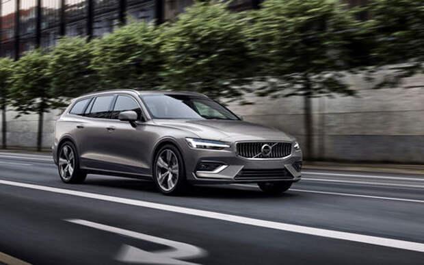 Новый Volvo V60: семейный, роскошный и не для нас