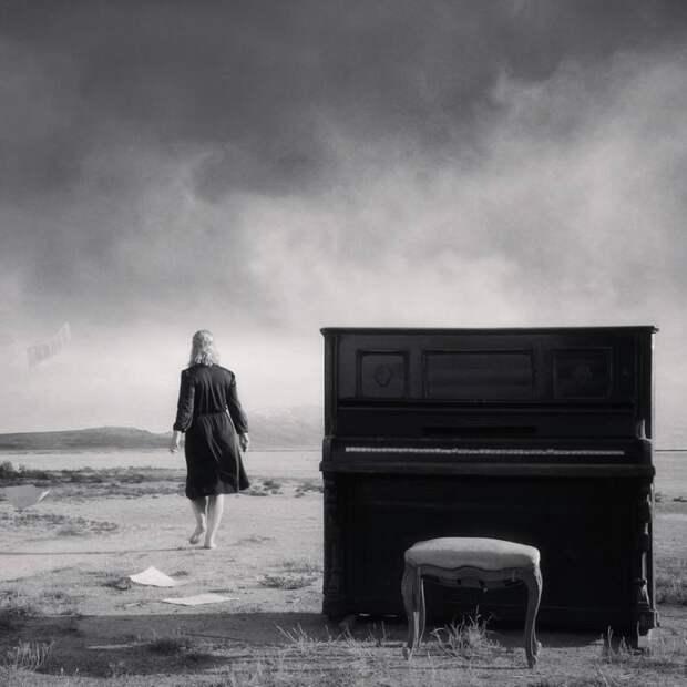 Мост между видимым и невидимым. Kasia Derwinska
