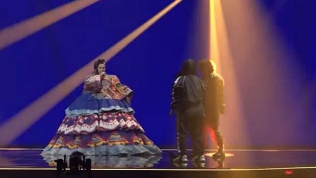 Певица Манижа объяснила выбор костюмов для Евровидения