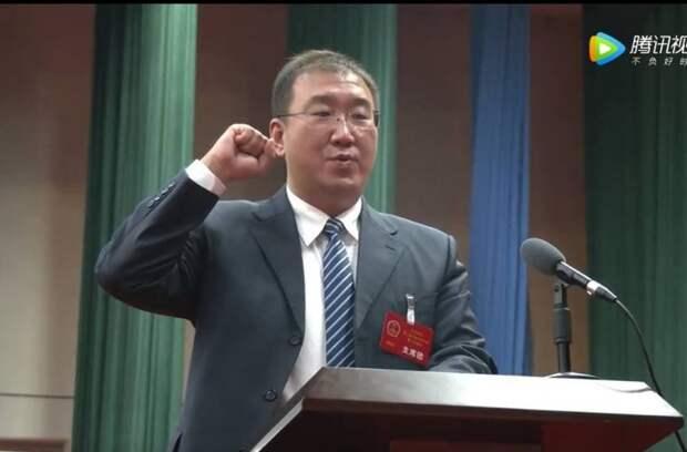 Теперь официально: мэром Суйфэньхэ выбрали учителя биологии