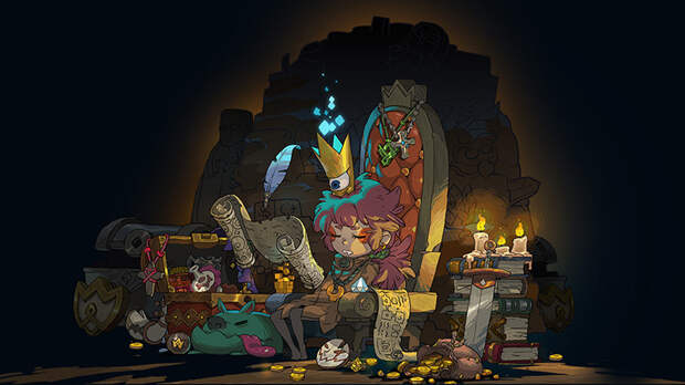 Трейлер к запуску милой тактической RPG Crown Trick на Nintendo Switch и ПК