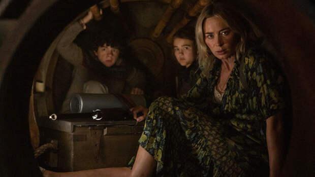 """""""Тихое место 2"""" стало первым за пандемию фильмом, собравшим в США $100 млн"""