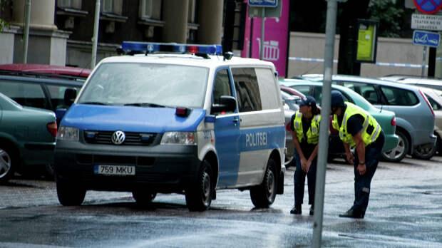 В Эстонии британские солдаты подрались с местными жителями