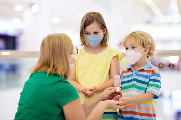 Профилактика вирусных заболеваний в период пандемии