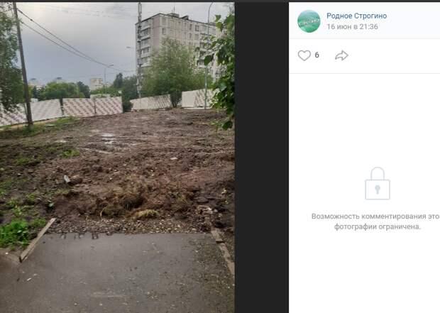 Благоустройство на улице Маршала Катукова завершится в августе этого года — управа