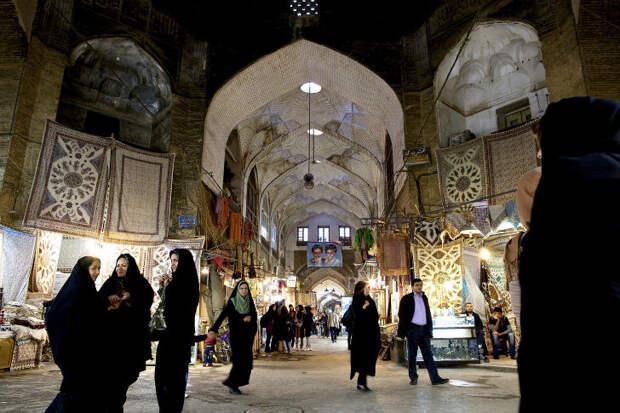 Как выглядит Иран без политики, преследований исанкций