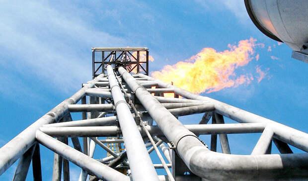 На3% увеличилась среднесуточная добыча газа «Газпрома»